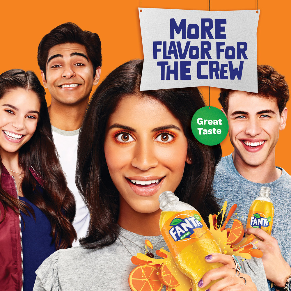 Worldwide Campaign for Fanta