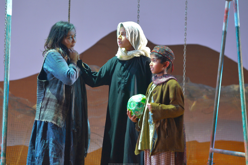 A Thousand Splendid Suns (American Conservatory Theater)