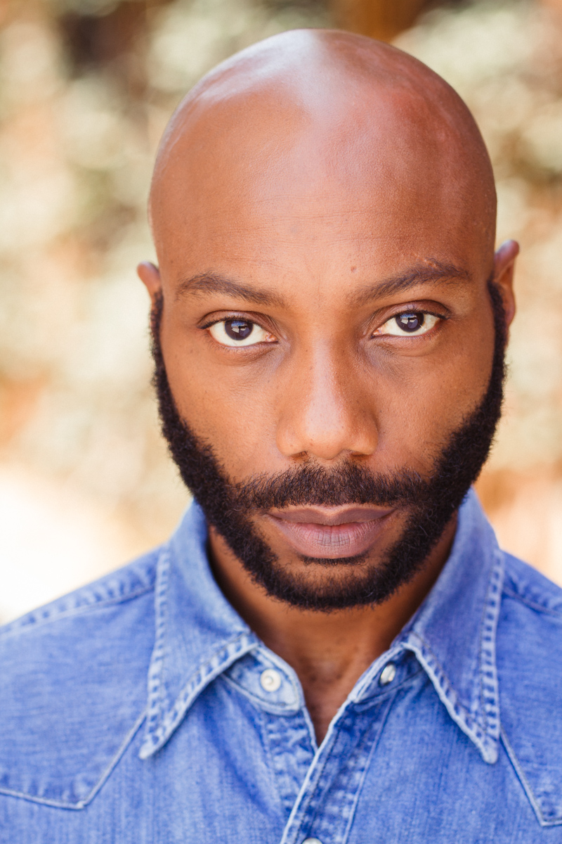 Eddie Tyclus Robinson by garage26 - best headshots in Los Angeles