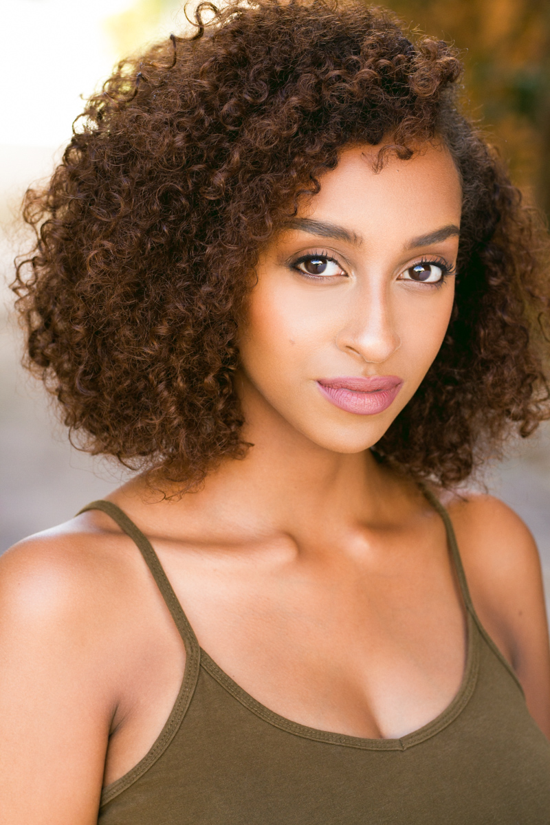 Naomi Berhane by garage26 - best headshots in Los Angeles
