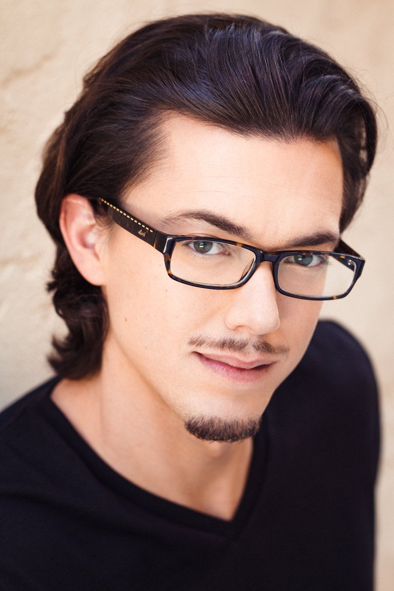 Troy Lauduski by garage26 - best headshots in Los Angeles
