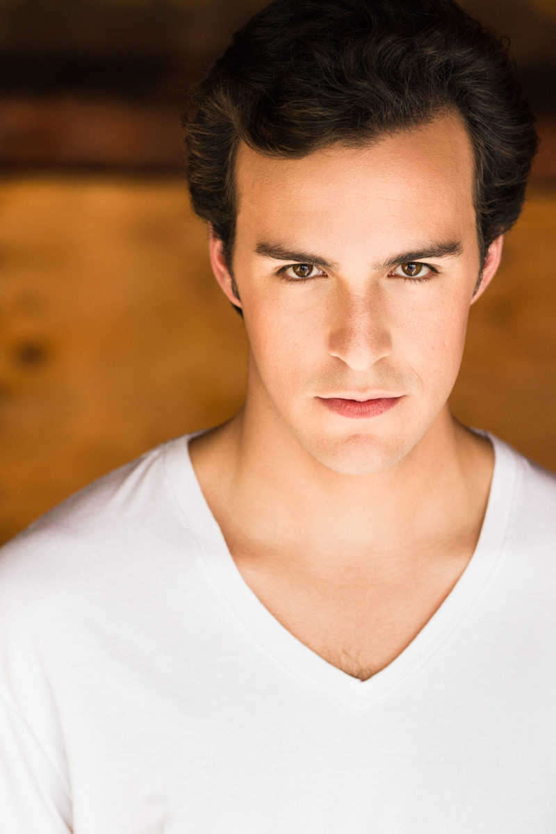 Connor Hess by garage26 - best headshots in Los Angeles