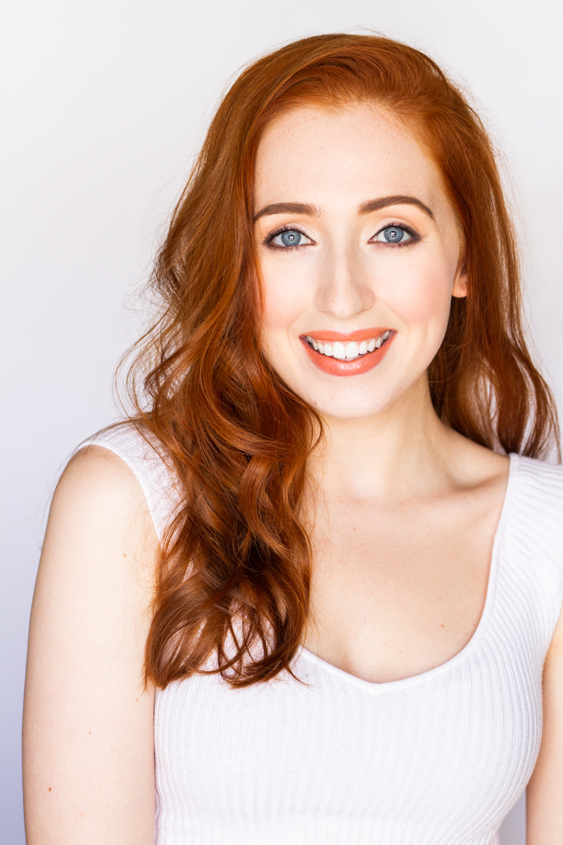 Krystyn Sayre by garage26 - best headshots in Los Angeles