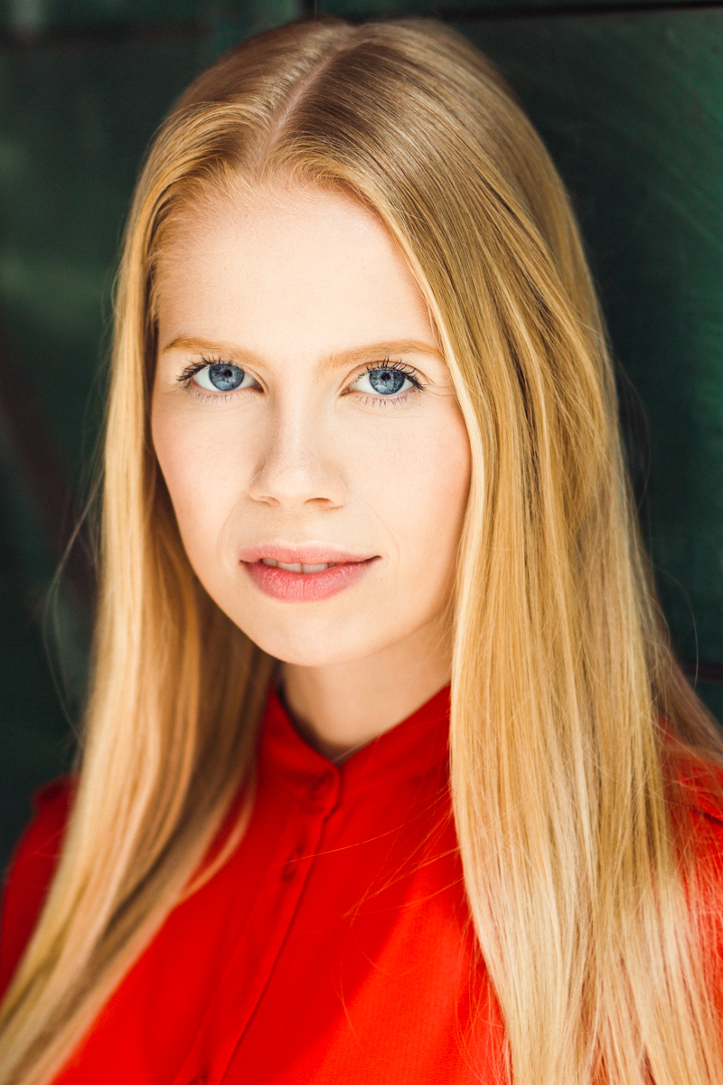 Silja Rós by garage26 - best headshots in Los Angeles