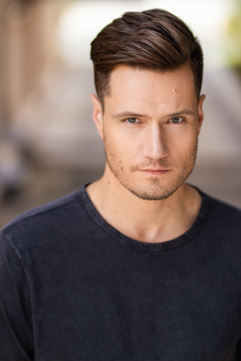 Jayse O'Brien by garage26 - best headshots in Los Angeles