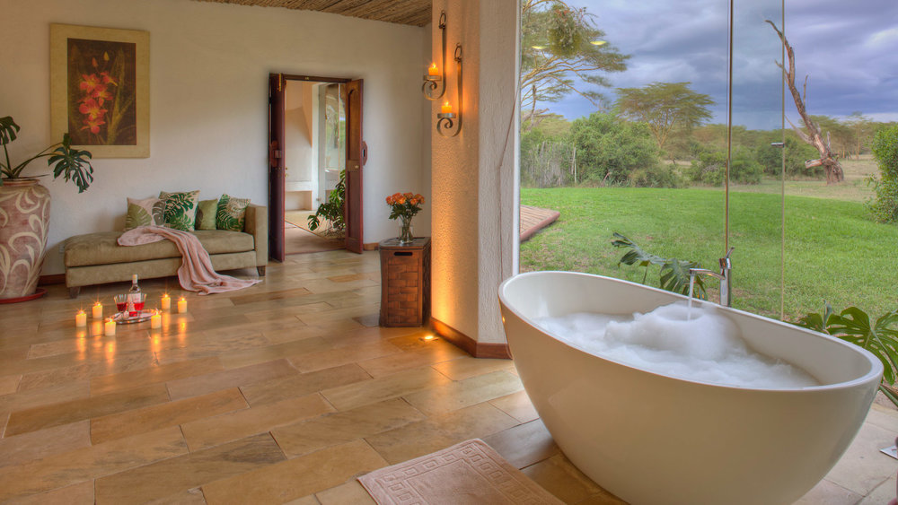 Solio Lodge, Kenya