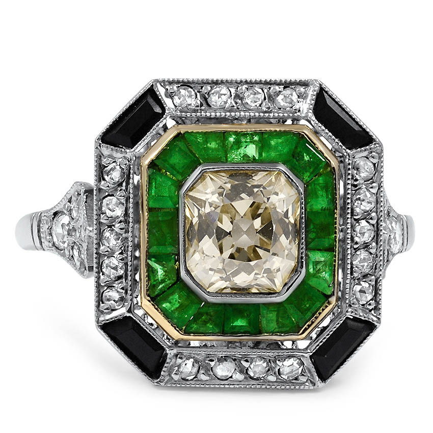 The Seville Ring, $11,30, total carats 1.29