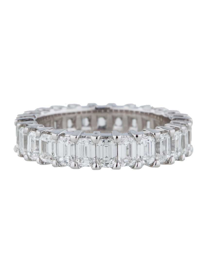 18K Diamond Band, 4.04 carats, $10,400