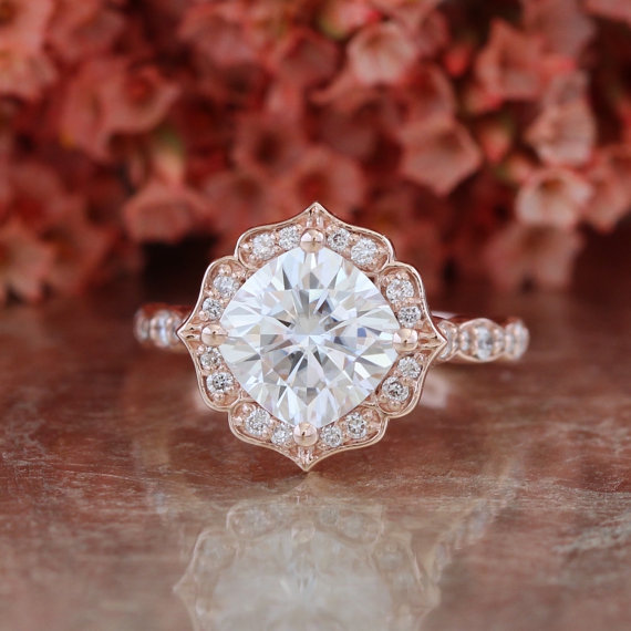diamond exclusive engagement grande vintage design ring dsc ct rings daisy custom with collections platinum sapphires
