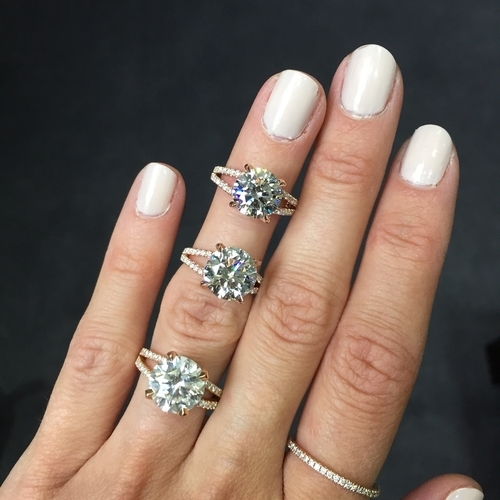 Stephanie Gottlieb's Engagement Ring - An Expose