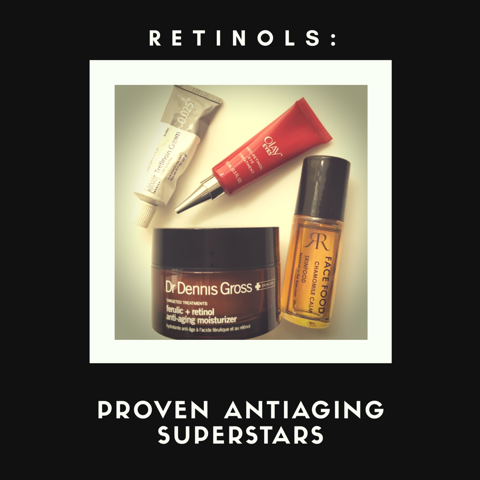 Retinols Product Shot
