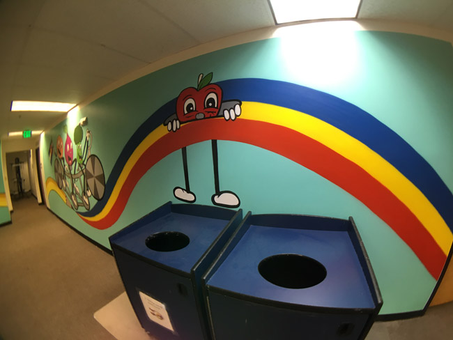 Pat-Milbery_Pat-McKinney_Montbello-School-Installation_Rainbow-Road_Wide-Angle.jpg