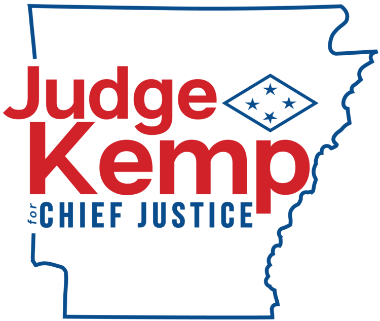 Judge Kemp for Chief Justice