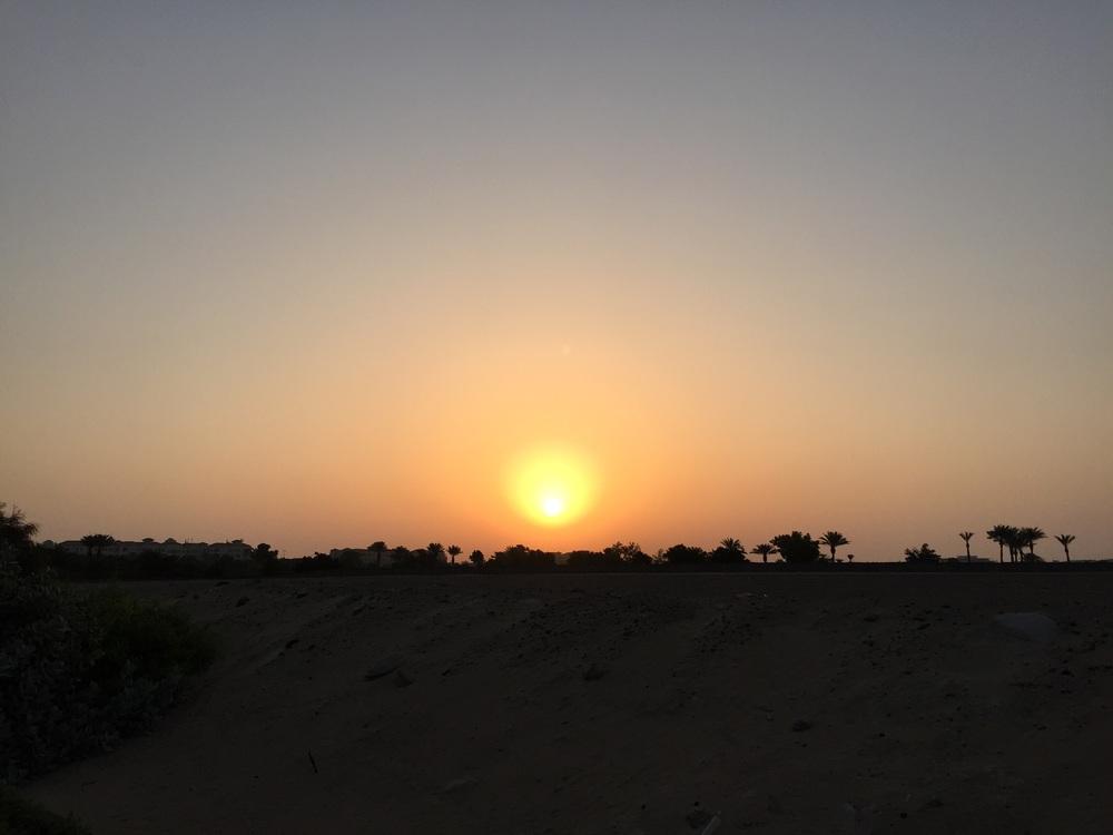 Al Badia Sunrise