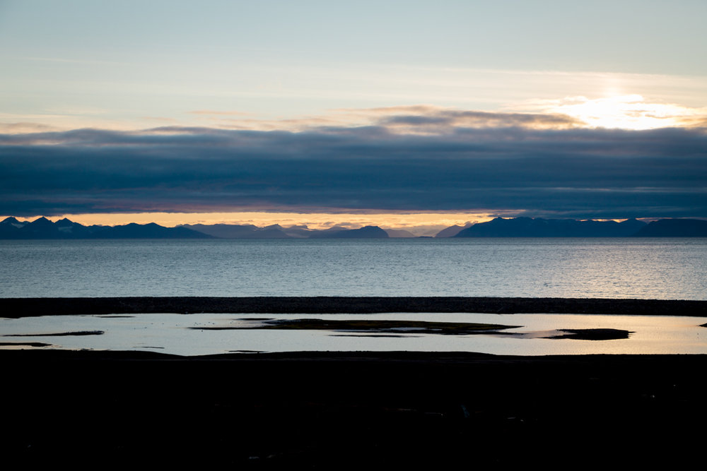Farewell, Longyearbyen.