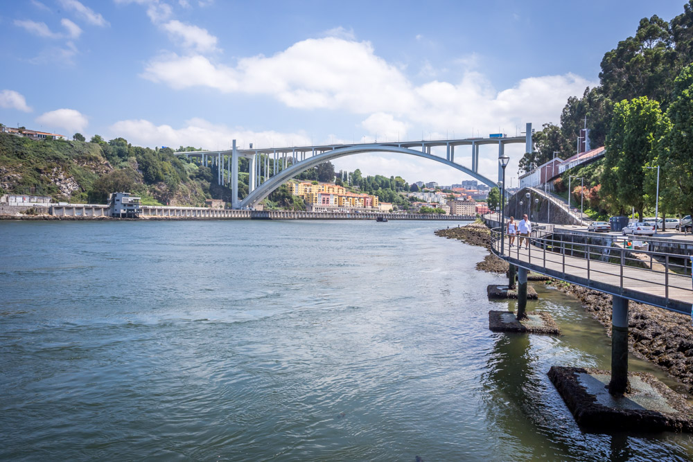 Ponte d'Arrábida (Arrábida Bridge)