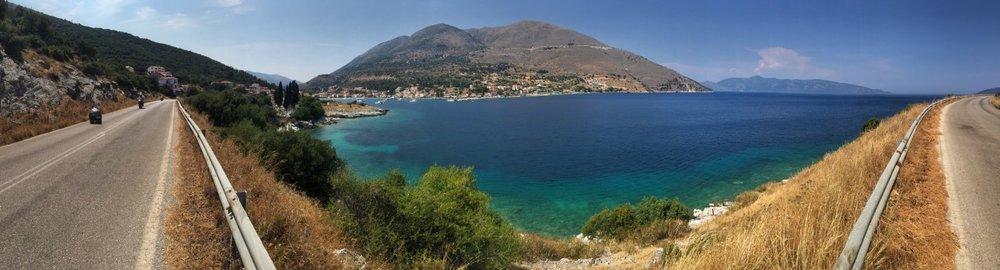 Agia Efimia, Cephalonia