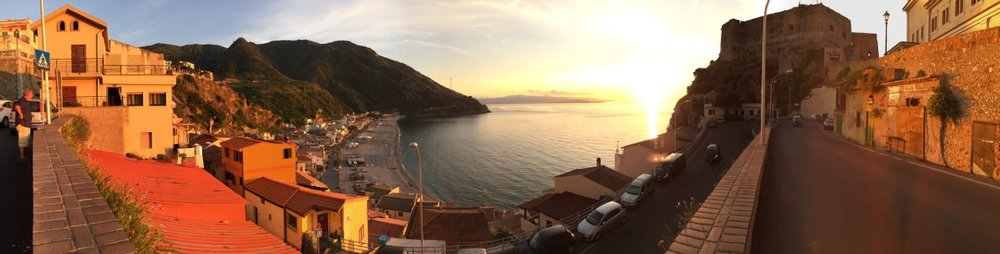 Scilla sunset