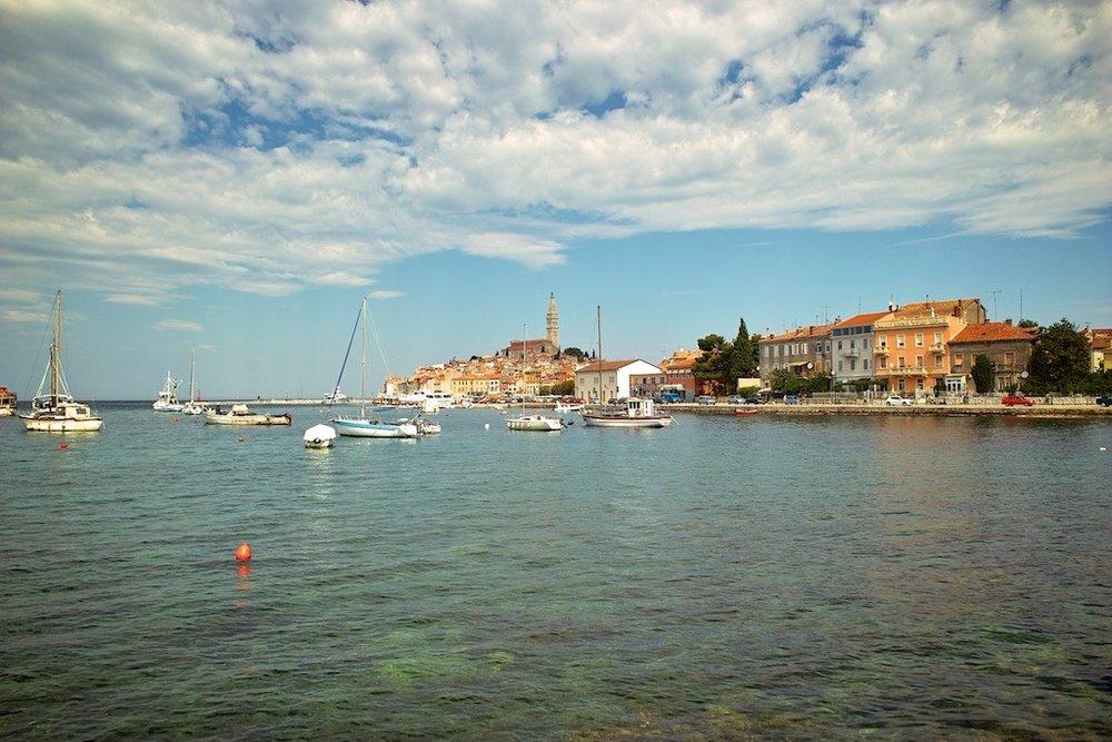 Rovinj, Croatia     Just like the postcard!