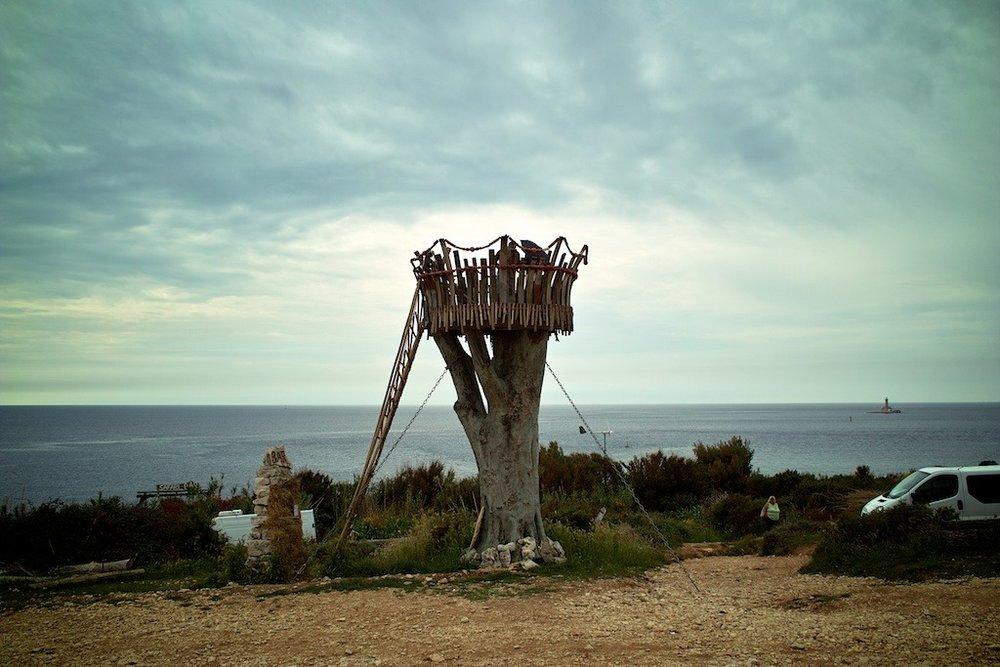 Crow's Nest, Safari Bar