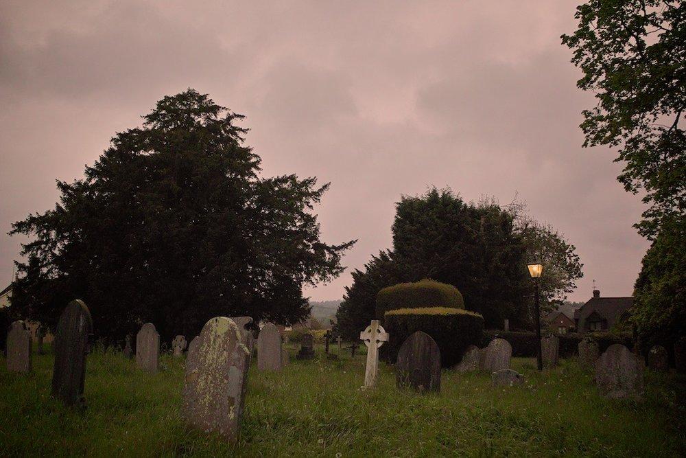 Speldhurst Graveyard