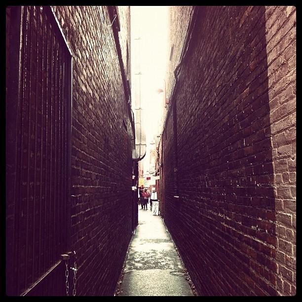 Taken with  Instagram  at Fan Tan Alley