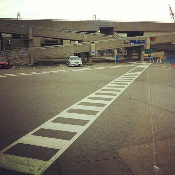 Tsawwassen Crossing (Taken with  Instagram  at Tsawwassen Ferry Terminal)
