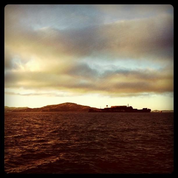 Alcatraz (Taken with  instagram )