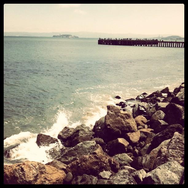 Fort Point (Taken with  instagram )