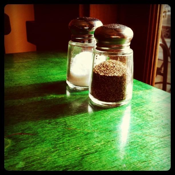 Pepper & Salt (Taken with  Instagram  at Herbivore)