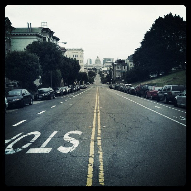 Fulton & Pierce (Taken with  Instagram  at Alamo Square Playground)