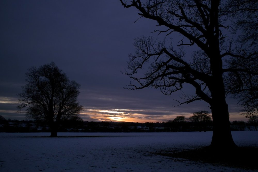 Setting Sun, Penshurst