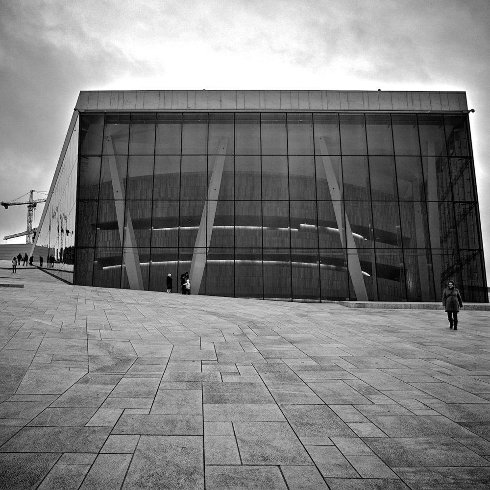 Oslo Operahuset