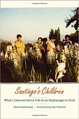 Santiago's Children - In the early 1980s, he lived and worked for two years at a small orphanage, Domingo Savio, in Santiago, Chile. He has written about his experiences in Santiago's Children: What I Learned About Life Working at an Orphanage in Chile published by the University of Texas Press. He continues to be actively involved in Domingo Savio, and also serves on numerous non-profit boards in Chile and the U.S. that deal with innovation, education, and expanding opportunities for at-risk children.