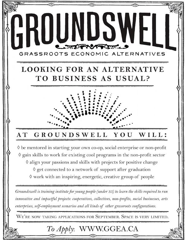 grounswell poster