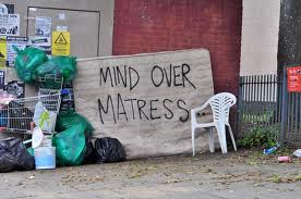 mind over mattress Kim DVG