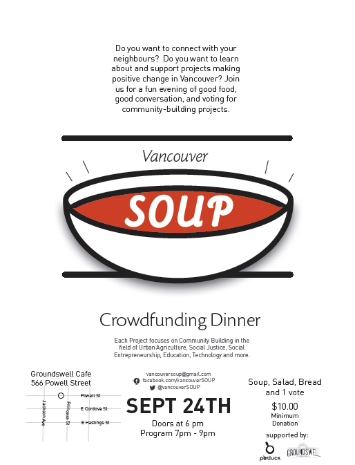 Soup poster