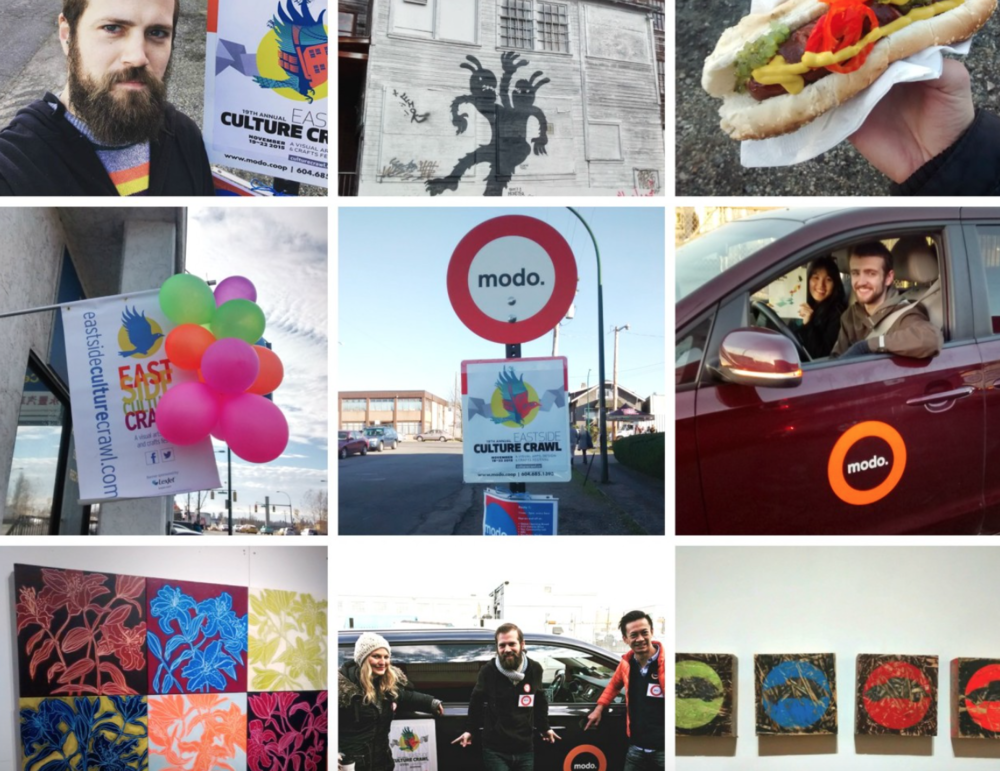 From Modo's blog: http://modo.coop/blog/modo-at-the-culture-crawl-recap-2015/