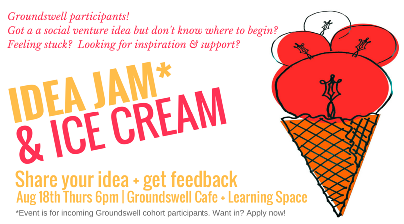idea jam ice cream