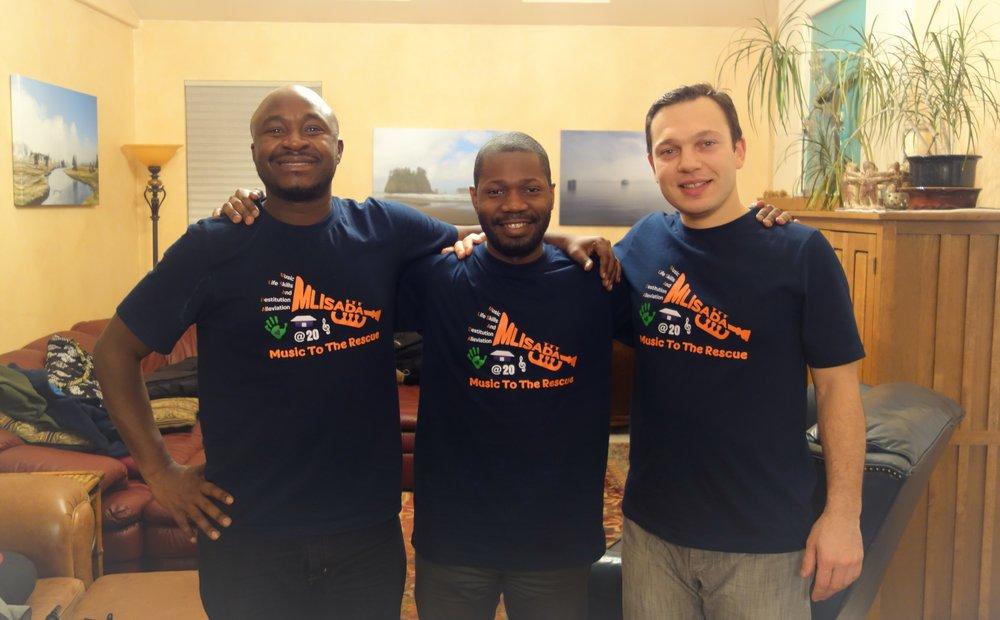 by Dima Itskovich with founders Bosco & Kinobe