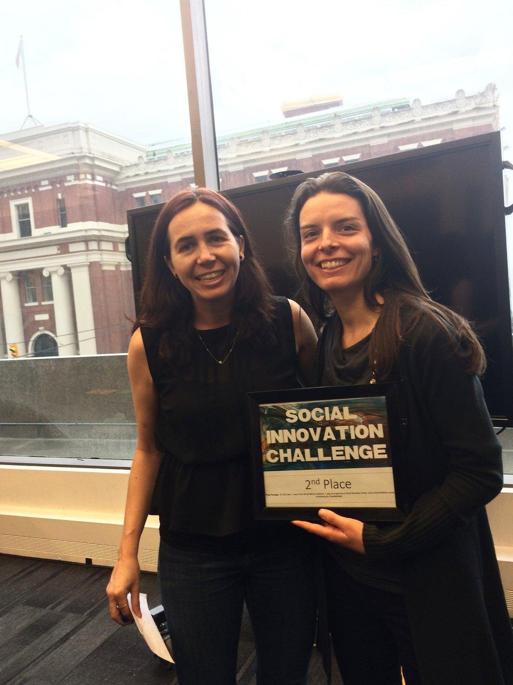 Social Innovation Challenge - Karen Tomkins