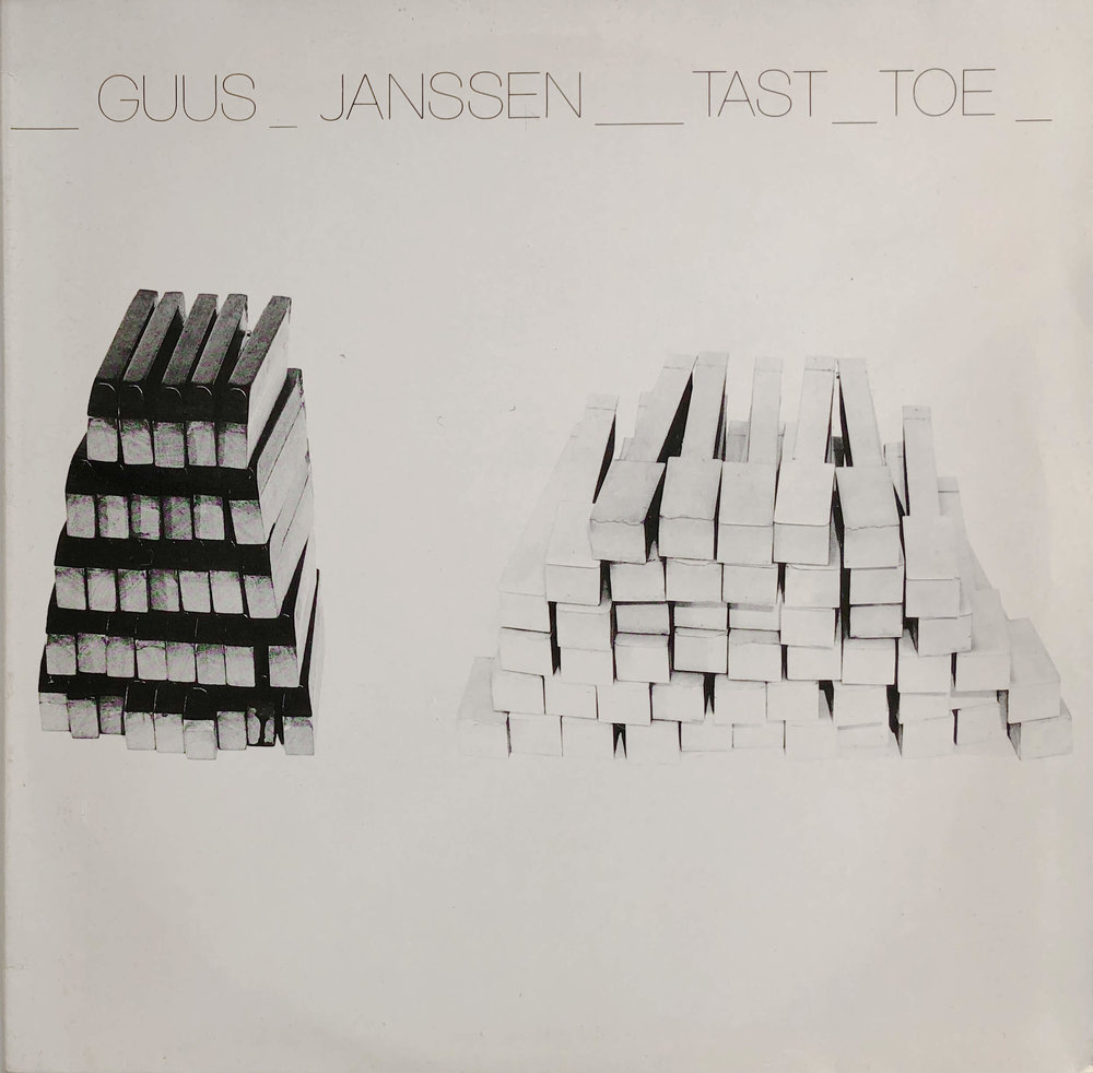 Guus Janssen Tast Toe