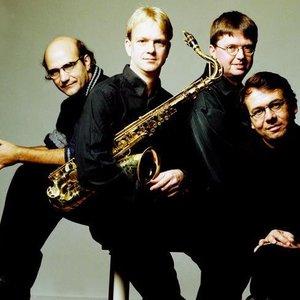 Aurelia Saxofoon Kwartet.