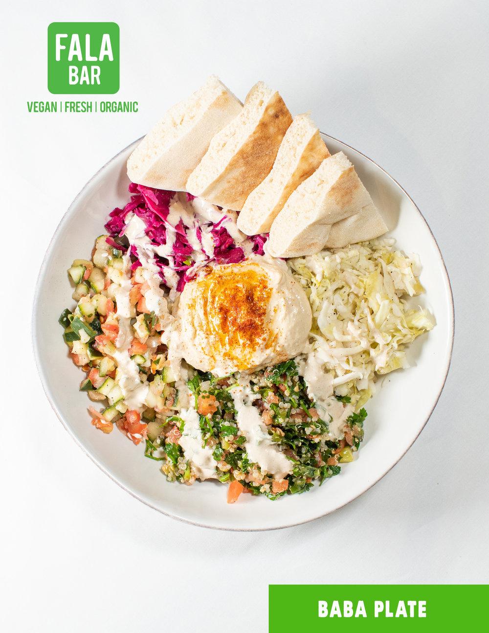 Baba Plate