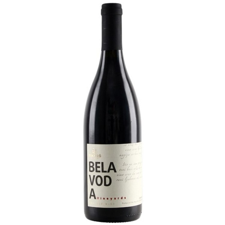 Tikveš Bela Voda 2013 Macedonia - $30