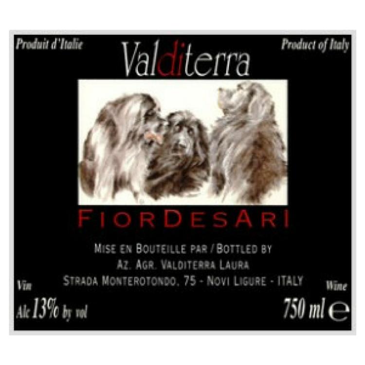 Valditerra Monferrato Fiordesari Rosso 1999 Italy - $45