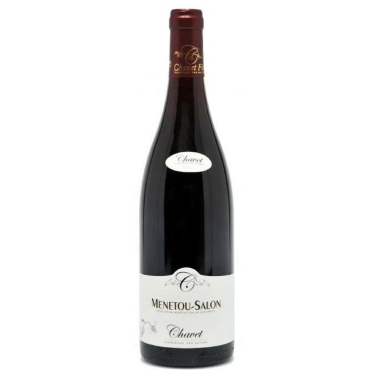 Chavet & Fils Menetou-Salon Rouge 2014 France - $32