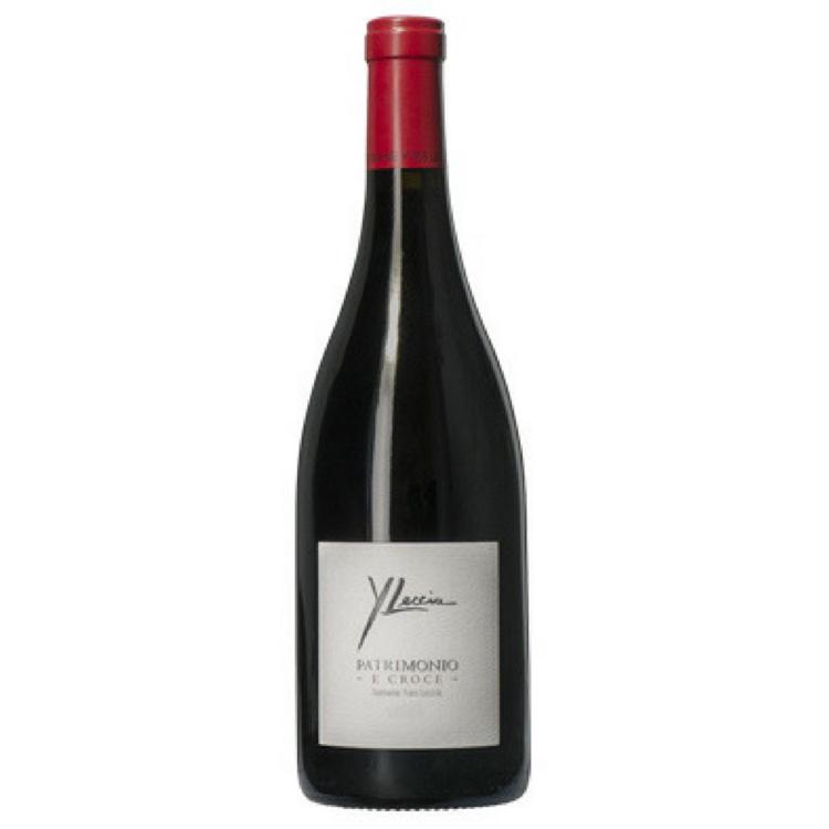 Yves Leccia Patrimonio Rouge 2013 France - $36