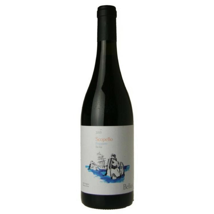 Bellus Frappato Scopello 2014 Italy - $29
