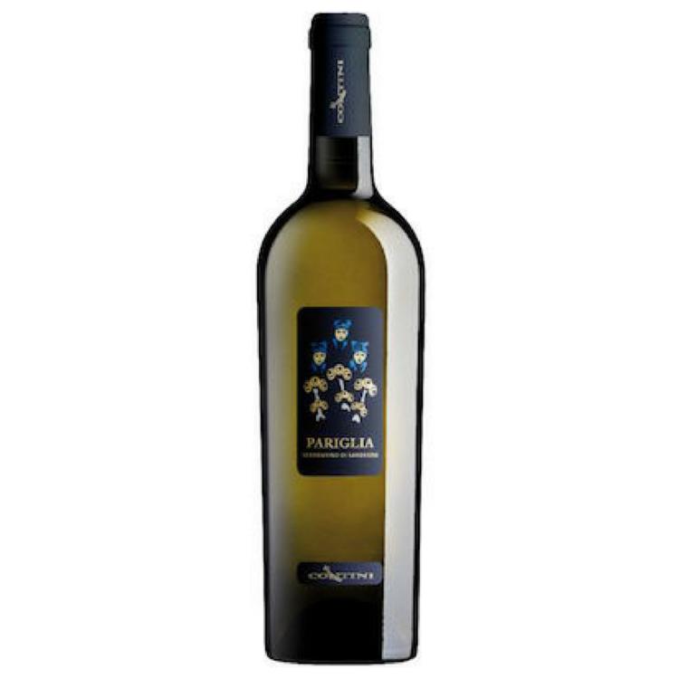 Contini Vermentino di Sardegna Pariglia 2015 Italy - $22
